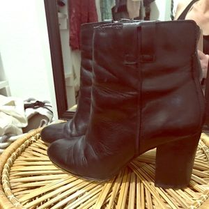 Genuine leather Sam Edelman boots